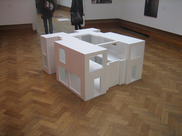 Skelet Construction - Kunst
